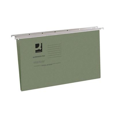 Foolscap Tabbed Suspension Files - Pack of 50