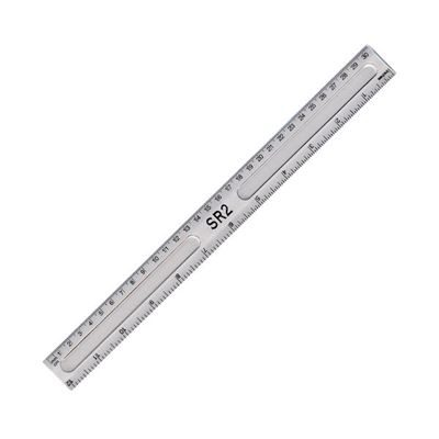 Ruler - 30cm - Clear - Pack of 20