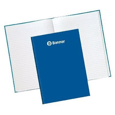 Hardcover A4 Notebook Ruled - 192 Pages