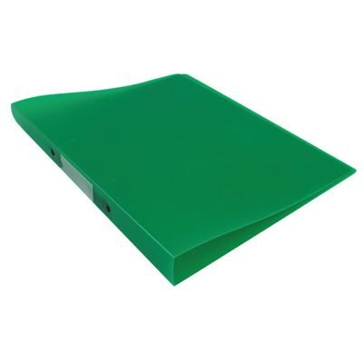 2 Ring Binder - A4 - Frosted Green