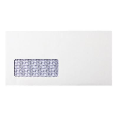 DL White Envelopes With Window - Self Seal - 80gsm - Pack of 1000