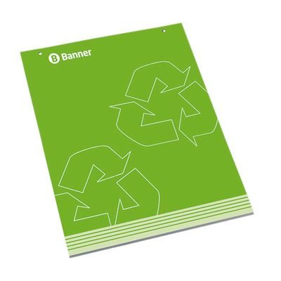 A1 Recycled Flipchart Pad - Pack of 5