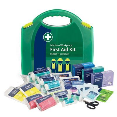 First Aid Kit Refill - Small (10 Person)