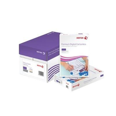 Xerox Premium Digital Carbonless A4 Paper - 3-Ply - White-Yellow-Pink - Pack of 500