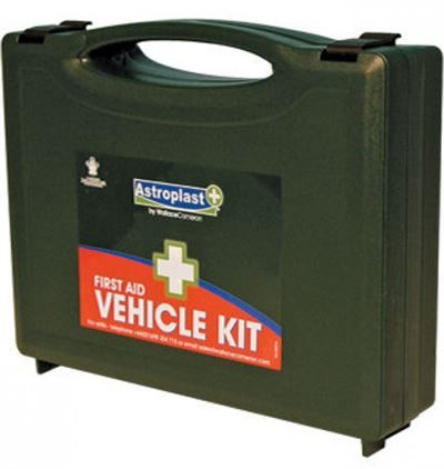 Vehicle First Aid Kit - Small