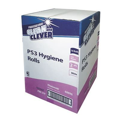 Clean and Clever Hygiene Rolls