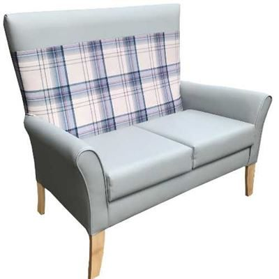 Brandon 2 Seater Sofa - With Wings