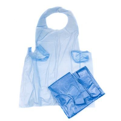 Economy Disposable Aprons - Flat Pack
