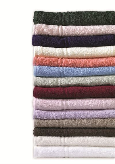 Evolution Knitted Towels Stack