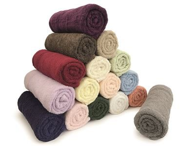Evolution Knitted Towels Pyramid