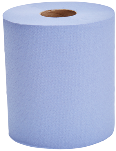 Centrefeed - Blue - 2 Ply - Case of 6