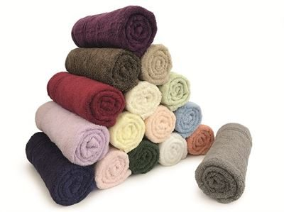 Evolution Knitted Face Towels
