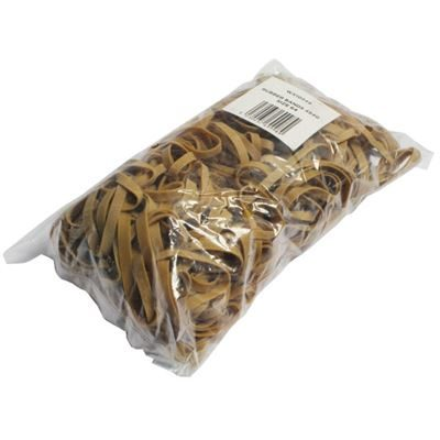 Rubber Bands - Size 64 - 87x6mm - 454g