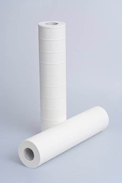 White Two-Ply Hygiene Roll