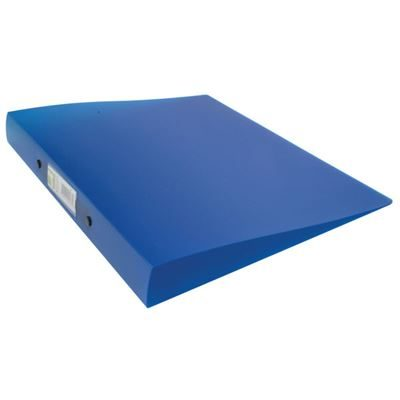 2 Ring Binder - A4 - Frosted Blue