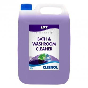Cleaning Chemicals Bathroom