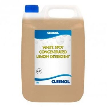Cleenol White Spot Concentrated Lemon Detergent