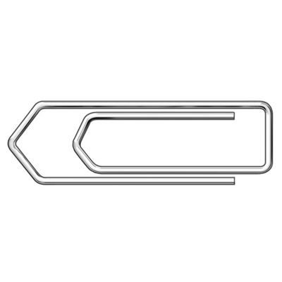 Paperclips - 45mm - Pack of 100
